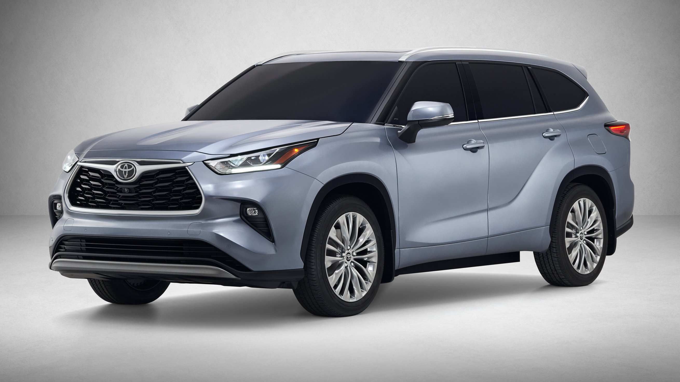 67 The Toyota Kluger 2020 Model Release Date
