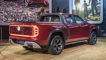 68 A 2019 Volkswagen Pickup Truck Review And Release Date