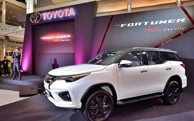 68 A Upcoming Toyota Fortuner 2020 Price Design And Review