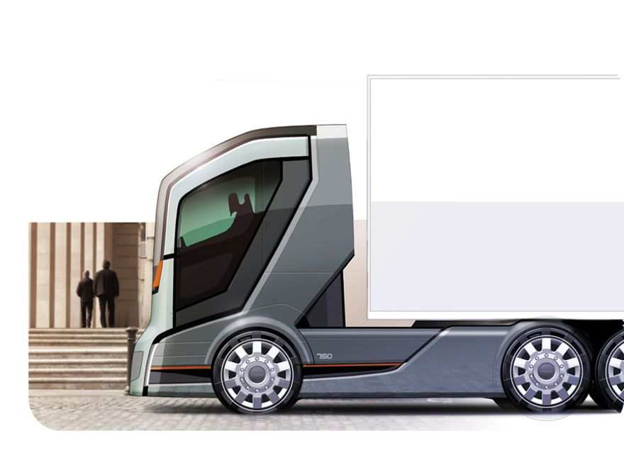 68 A Volvo Truck Concept 2020 Price Design And Review