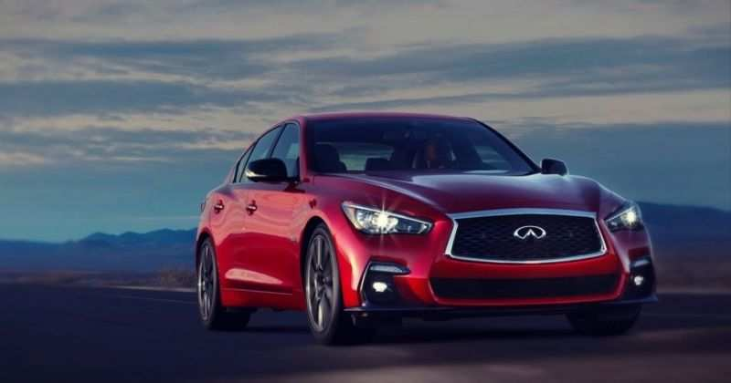 68 All New 2019 Infiniti Q50 Redesign Review And Release Date