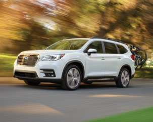 68 All New 2019 Subaru Ascent Release Date