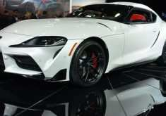 2019 Toyota Supra Estimated Price