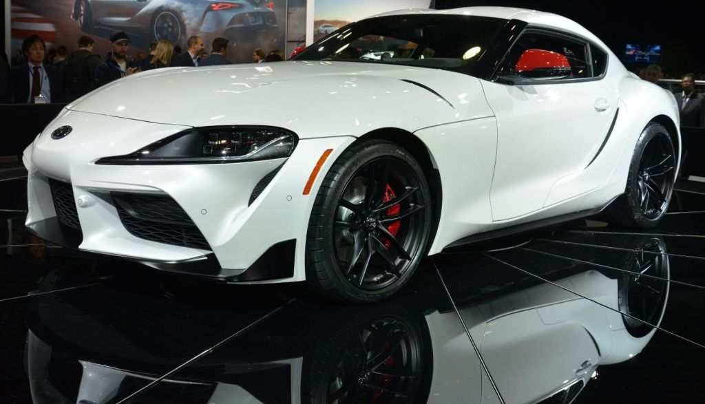 68 All New 2019 Toyota Supra Estimated Price Redesign