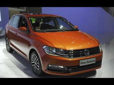 68 All New Volkswagen Santana 2020 Specs
