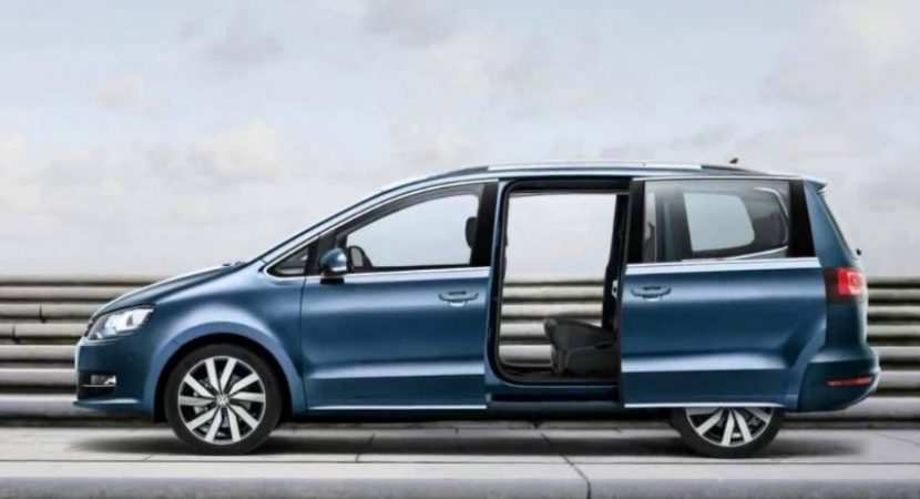 68 All New Volkswagen Sharan 2020 Speed Test