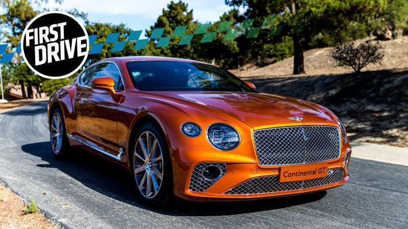 68 Best 2019 Bentley Continental Gt V8 Pictures