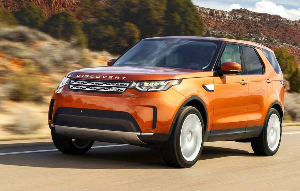 68 Best 2019 Land Rover Redesign And Concept