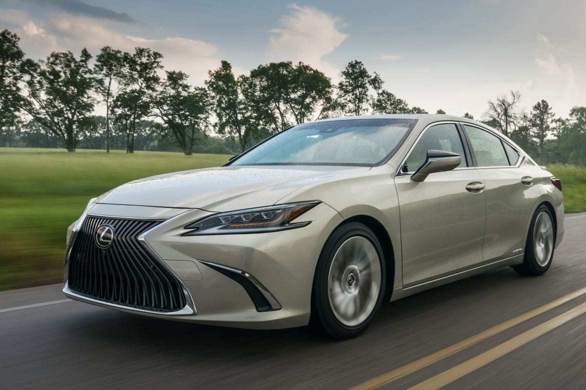 68 Best 2019 Lexus Cars Redesign And Concept