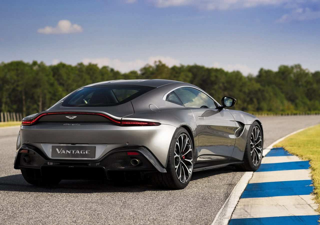 68 New 2019 Aston Martin Vantage Review First Drive