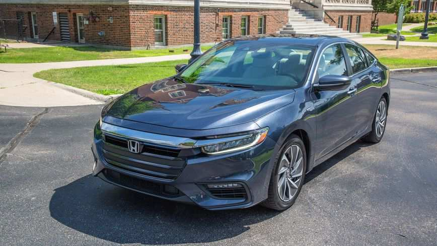68 New 2019 Honda Insight Review Specs And Review