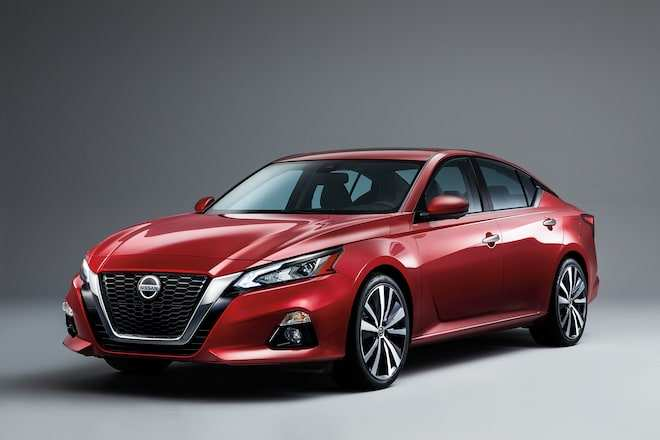 68 New 2019 Nissan Cars Review