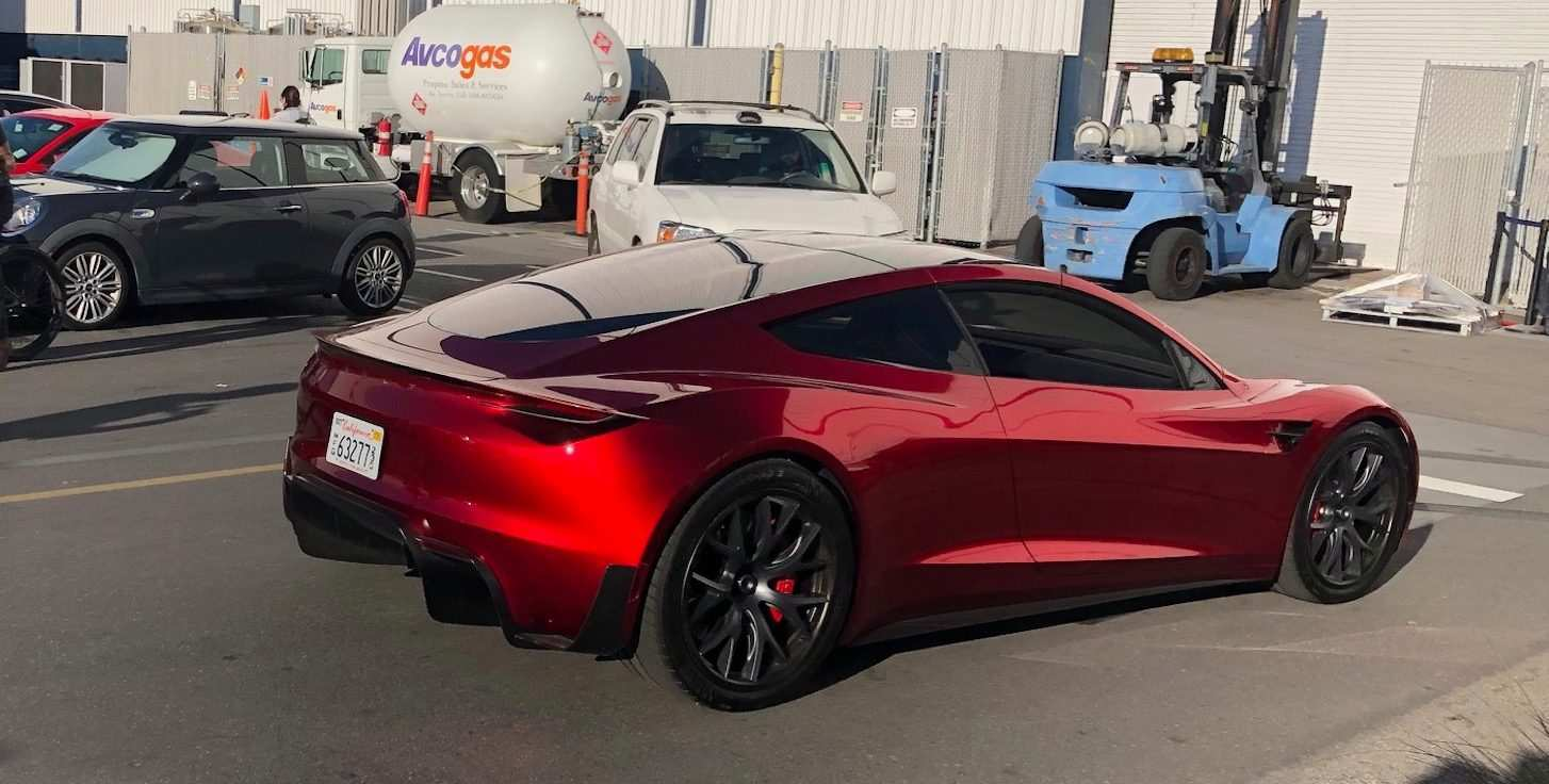 68 New 2019 Tesla Roadster Performance And New Engine