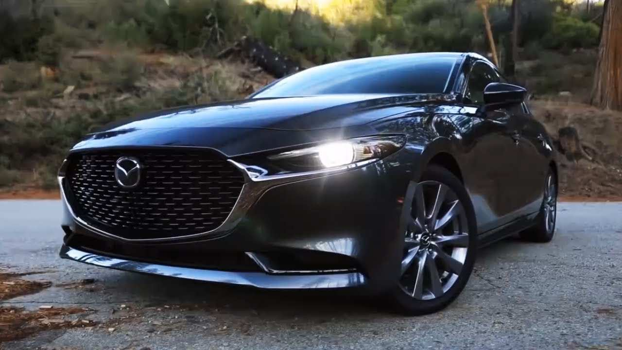 68 New Mazda 3 2020 Release Date New Model And Performance