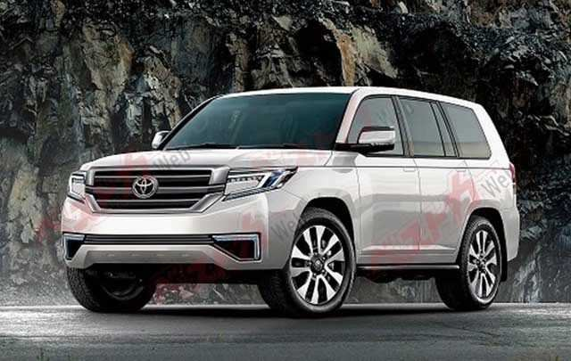68 New Toyota Prado 2020 Spy Shots Specs And Review