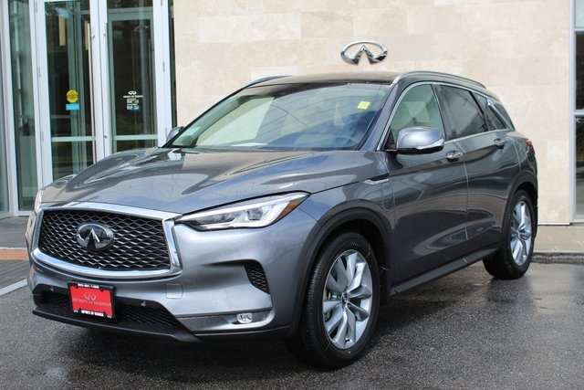 68 The 2019 Infiniti Qx50 Crossover First Drive