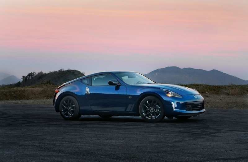 68 The 2019 Nissan 370Z Heritage Edition Price And Review