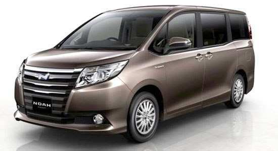 68 The 2019 Toyota Noah Pictures
