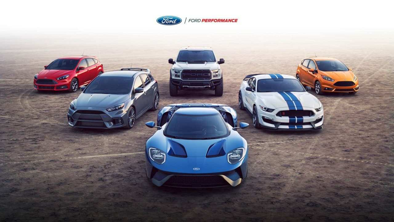 68 The 2020 Ford Car Lineup Redesign And Concept