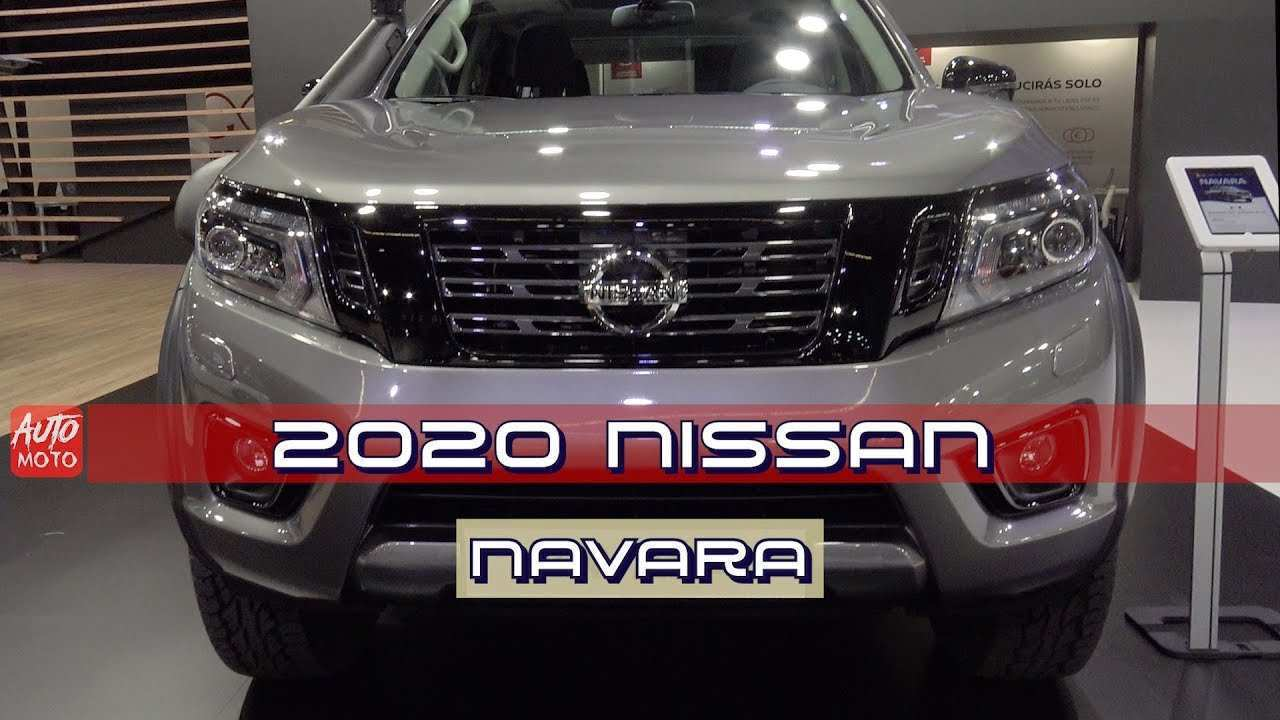 68 The 2020 Nissan Navara Uk Overview