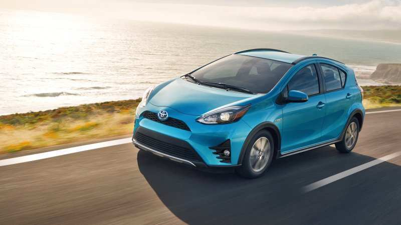 68 The 2020 Toyota Prius C Review And Release Date