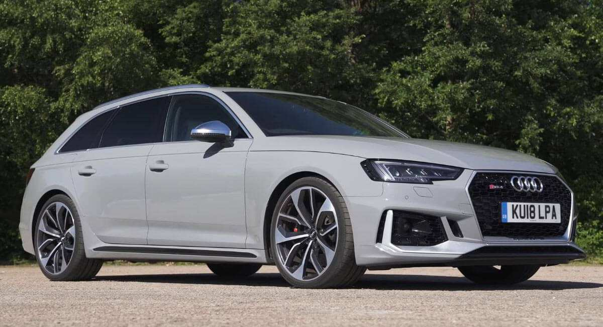 68 The Best 2019 Audi Rs4 Usa Redesign And Review