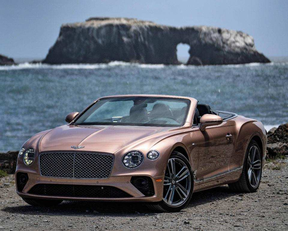 68 The Best 2019 Bentley Continental Gt V8 Exterior