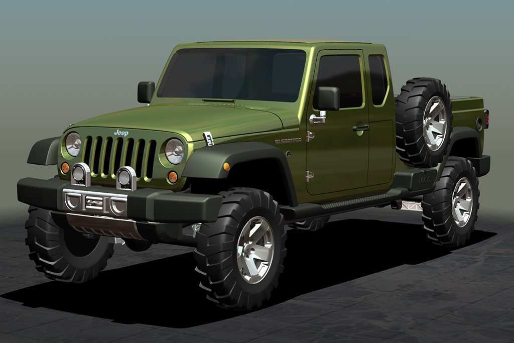 68 The Best 2019 Jeep Truck News Redesign