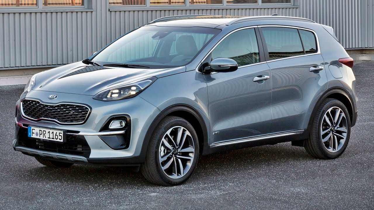 68 The Best Kia Sportage 2020 Youtube Research New