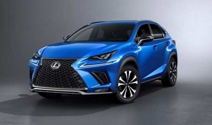 68 The Best Lexus Electric Car 2020 Configurations