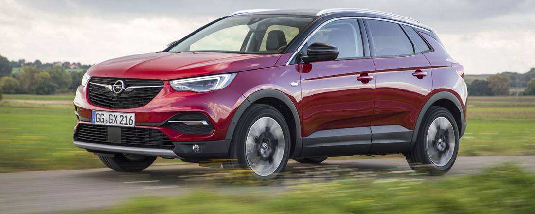 68 The Best Opel 4X4 2019 History