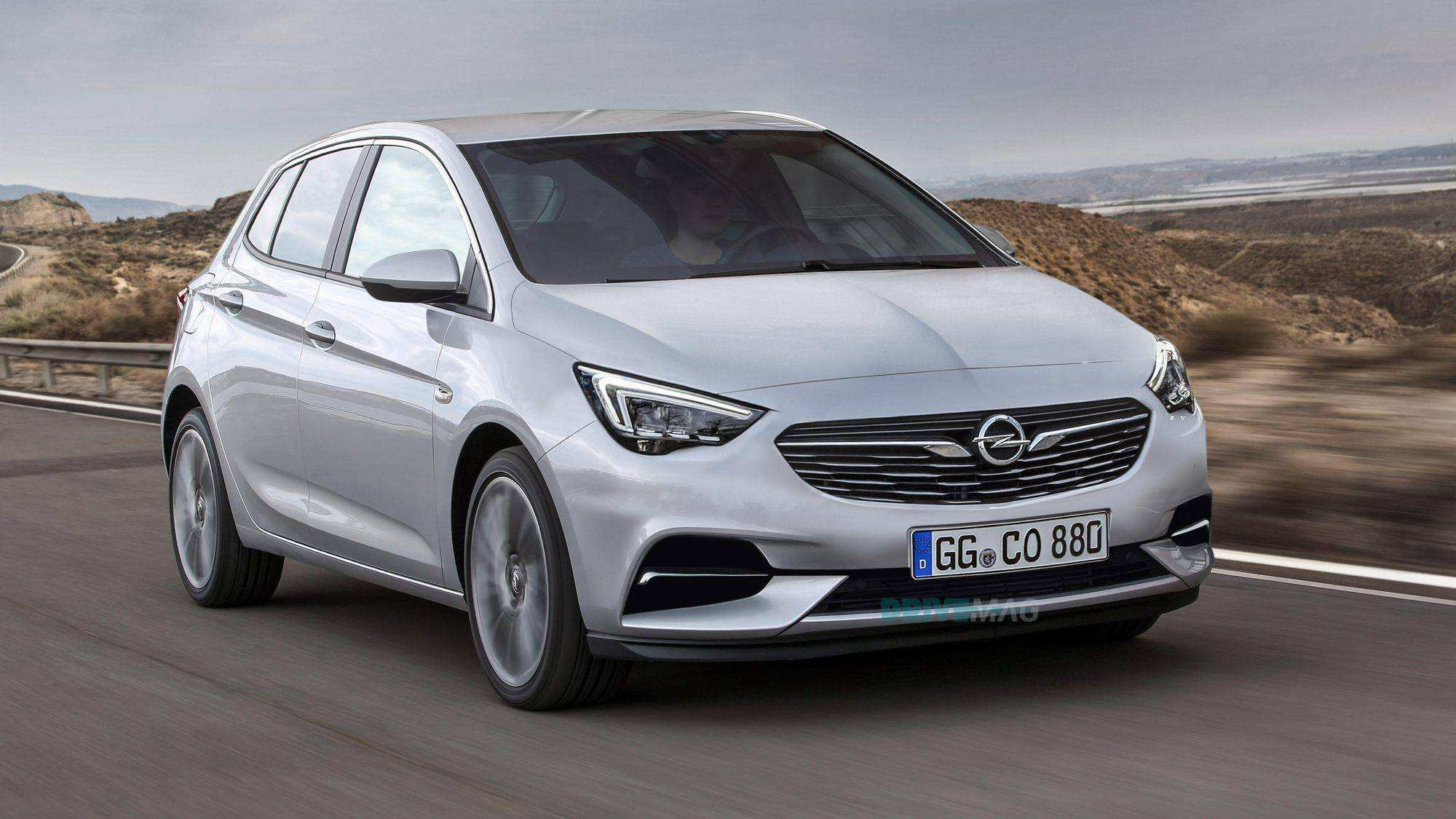 68 The Best Yeni Opel Corsa 2020 New Model And Performance