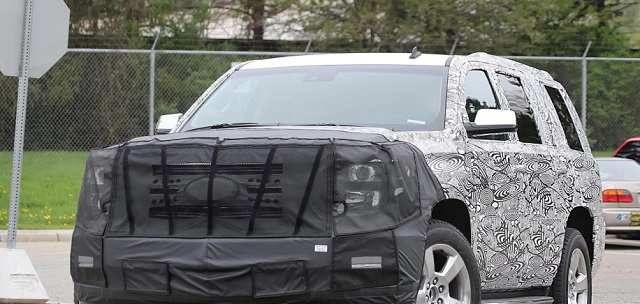 68 The Chevrolet Tahoe 2020 Release Date First Drive