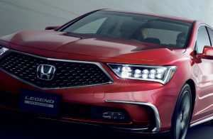 68 The Honda Legend 2020 Release