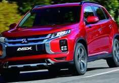 Mitsubishi Asx 2020 Video
