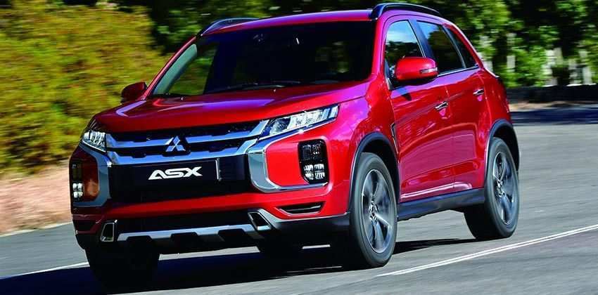 68 The Mitsubishi Asx 2020 Video Research New