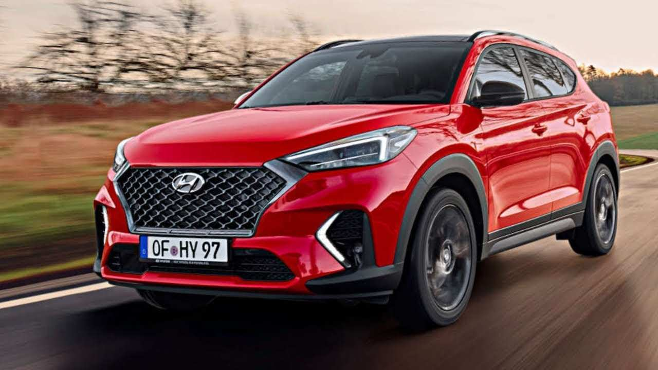 68 The New Hyundai Tucson 2020 Youtube Redesign