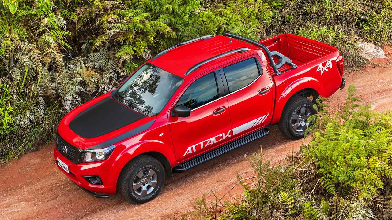 69 A 2019 Nissan Frontier Attack Release Date