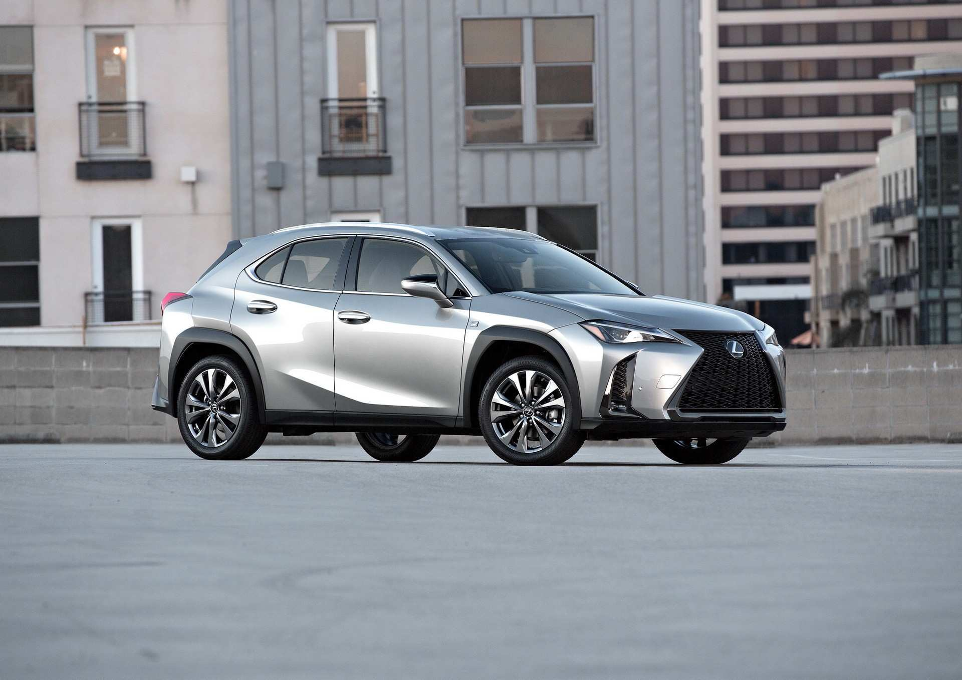 69 A Lexus Electric 2020 Picture