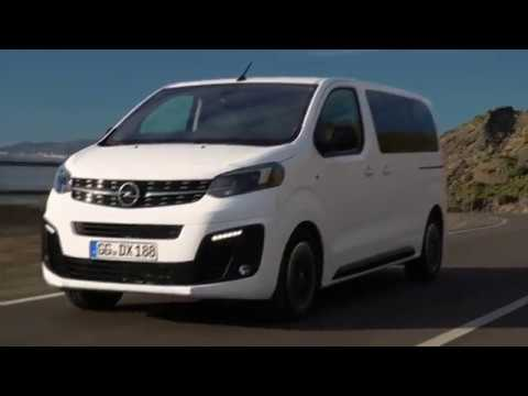 69 A Opel Zafira 2020 Research New