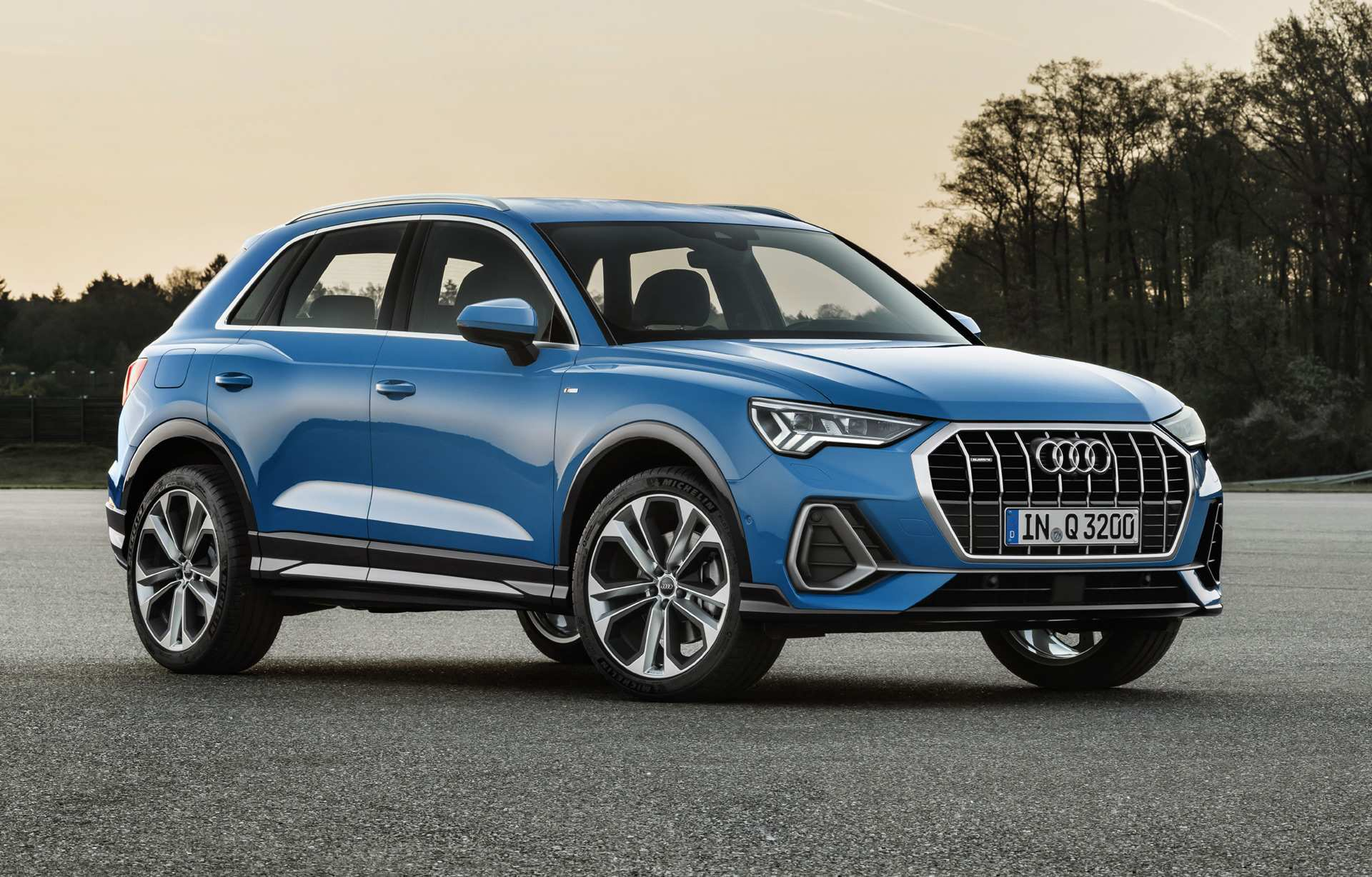 69 All New 2019 Audi Q3 Dimensions Spesification