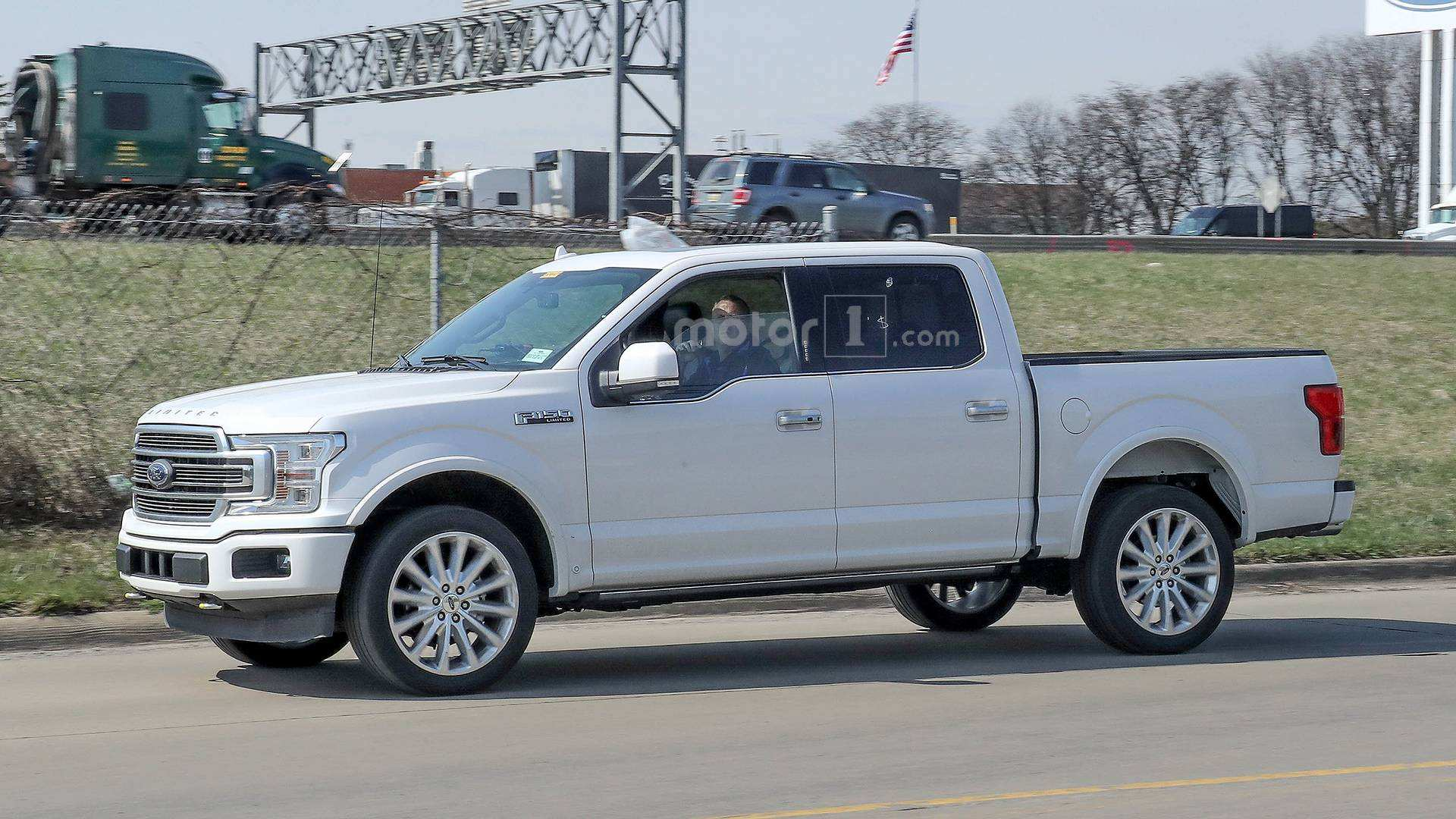 69 All New 2019 Ford F 150 Limited Model