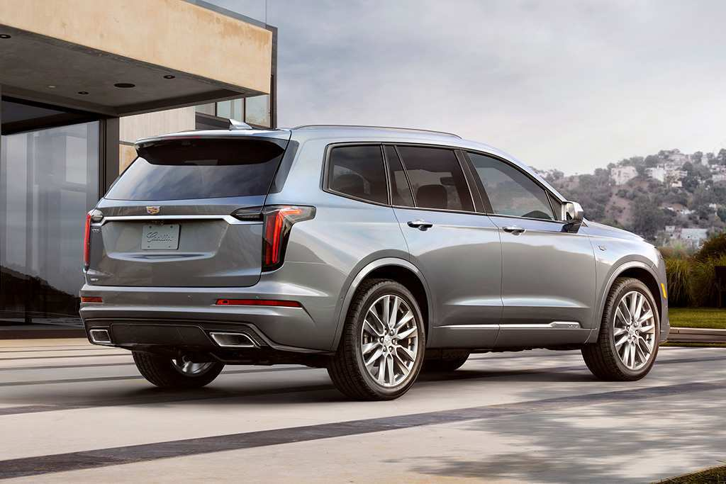69 All New 2020 Cadillac Xt6 Msrp Specs And Review