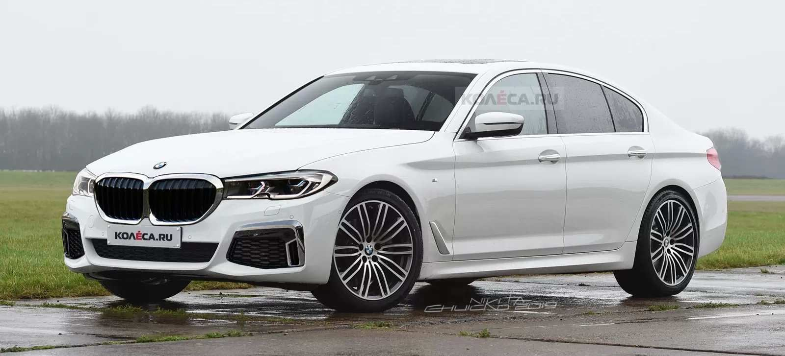 69 All New Bmw G30 2020 First Drive