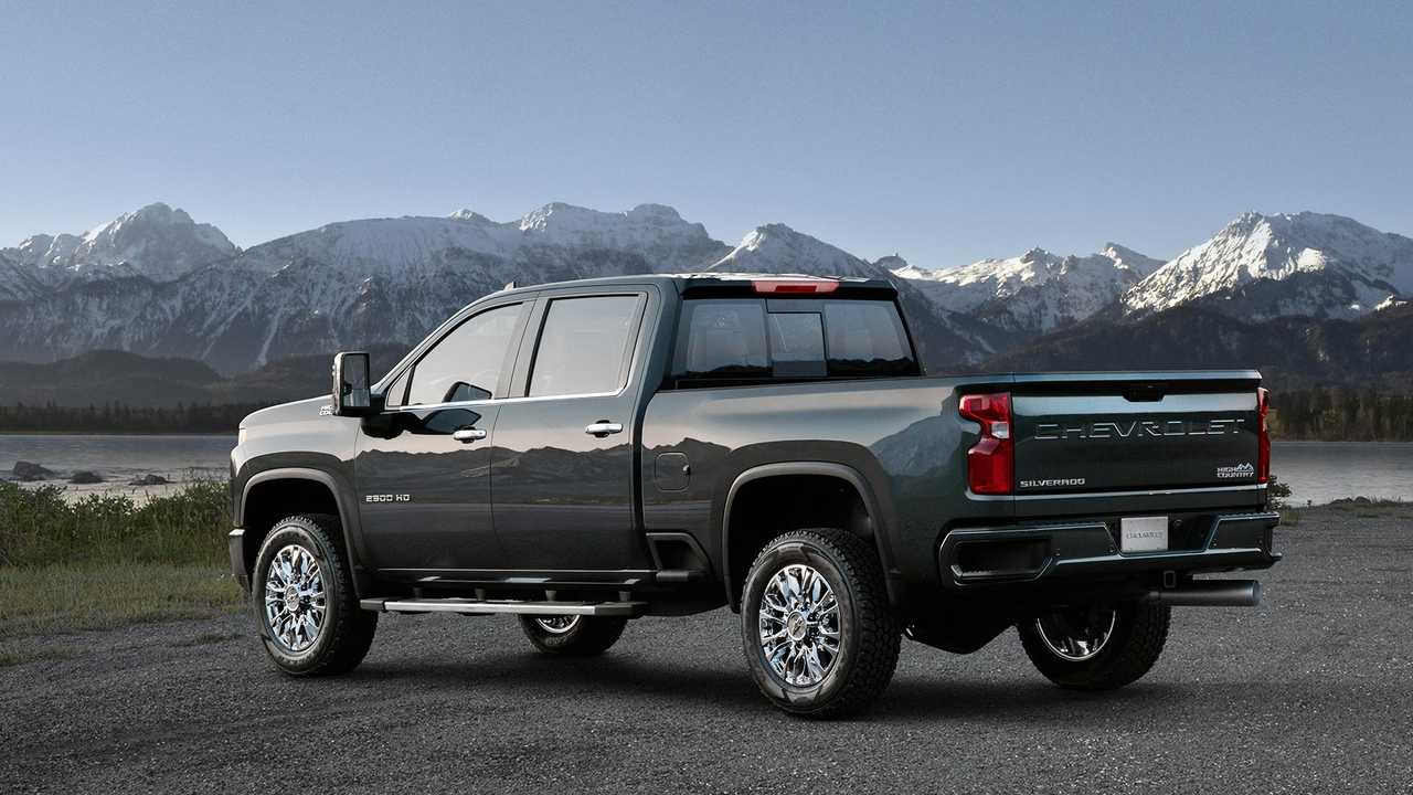 69 All New Chevrolet High Country 2020 Redesign And Review