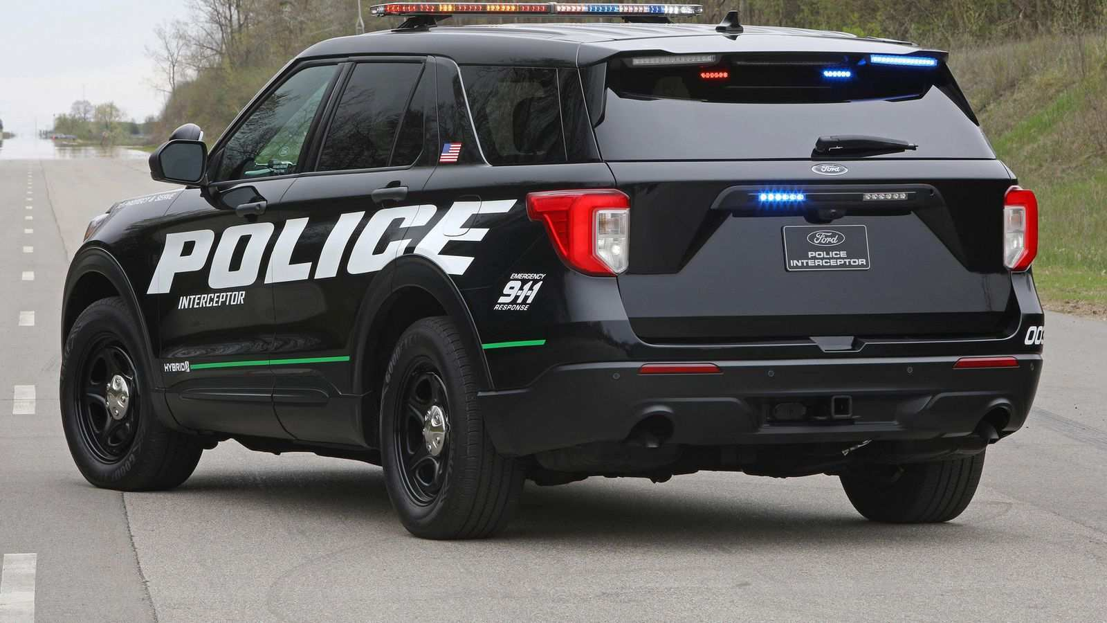 69 All New Ford Police Interceptor 2020 Exterior