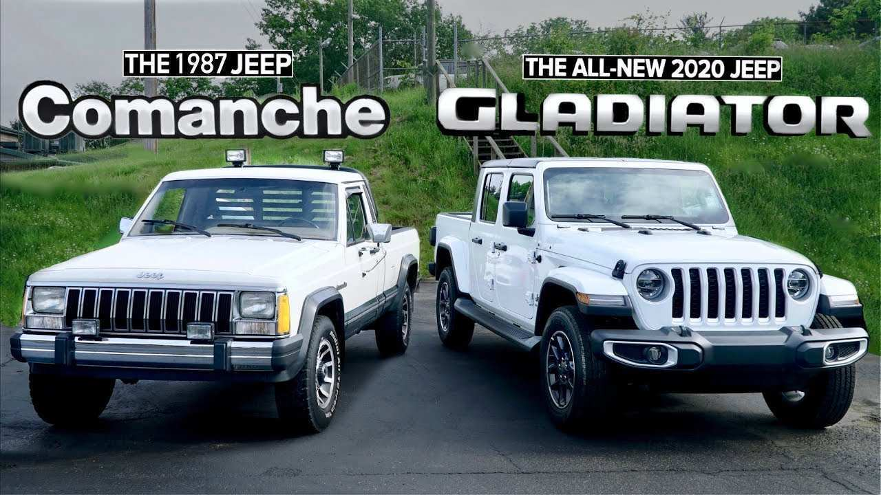 69 All New Jeep Comanche 2020 Reviews