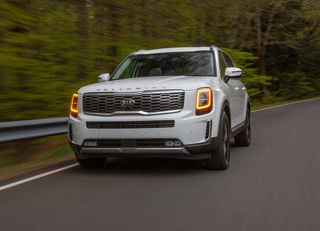 69 All New Kia Telluride 2020 For Sale 2 Release Date And Concept