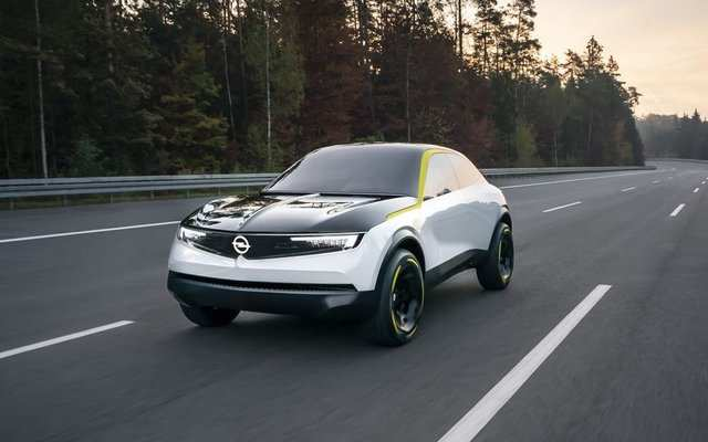 69 All New Opel Gt X 2020 Reviews
