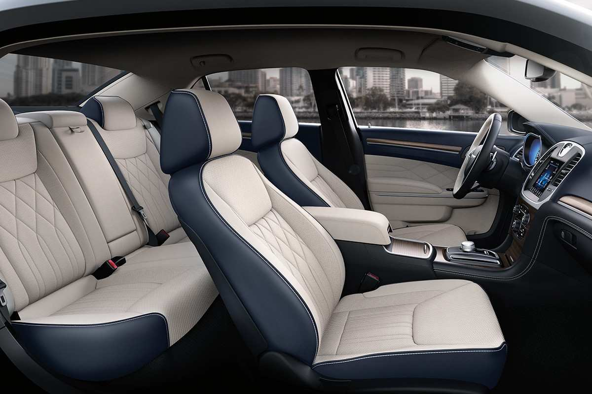 69 Best 2019 Chrysler 300 Interior Review